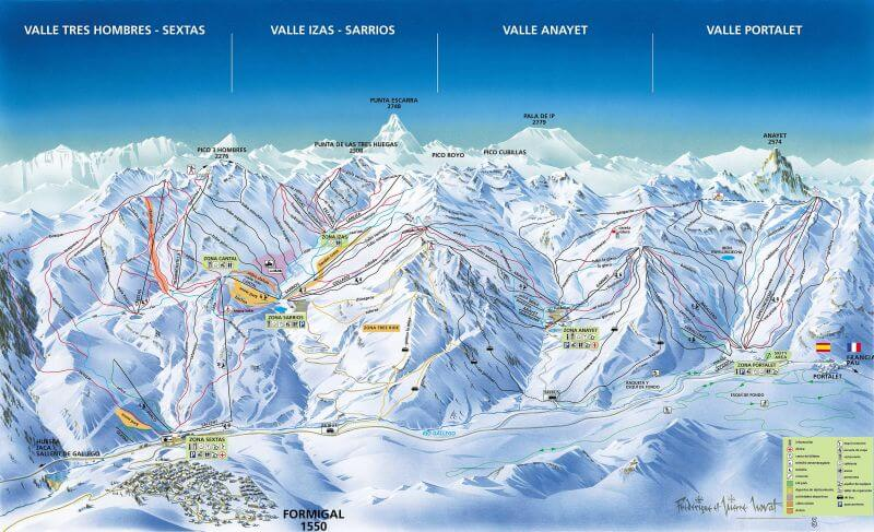 sierra nevada Espagne
