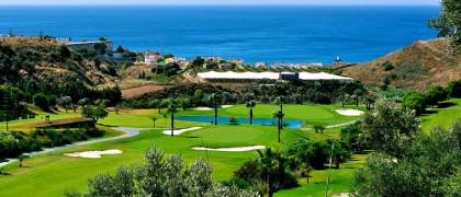 Golf Baviera Malaga Costa del Sol