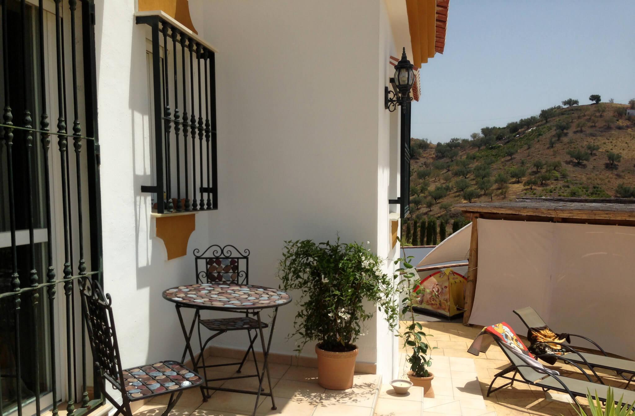 Location villa avec Piscine Espagne Andalousie