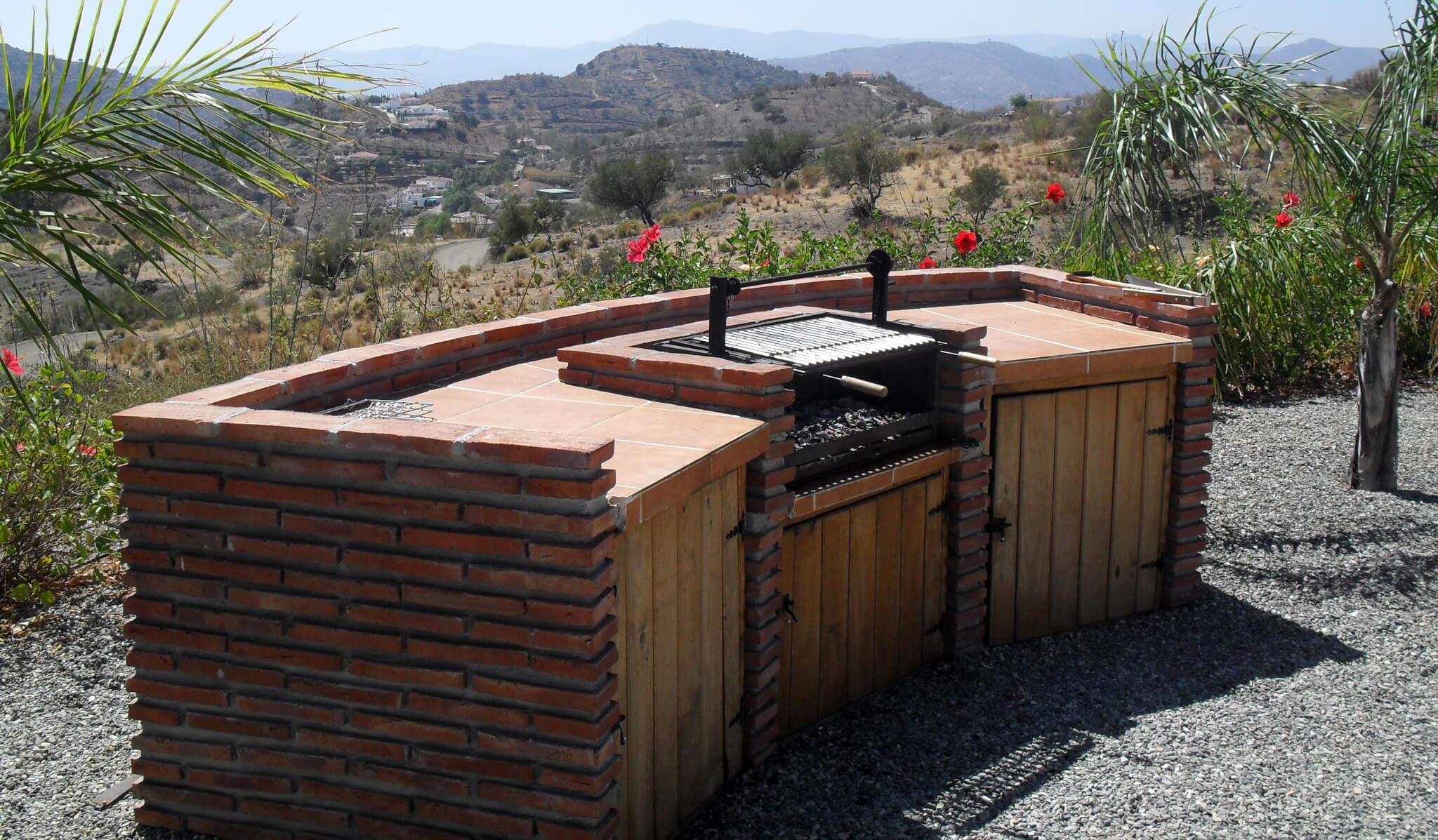 Villa Espagne avec barbecue