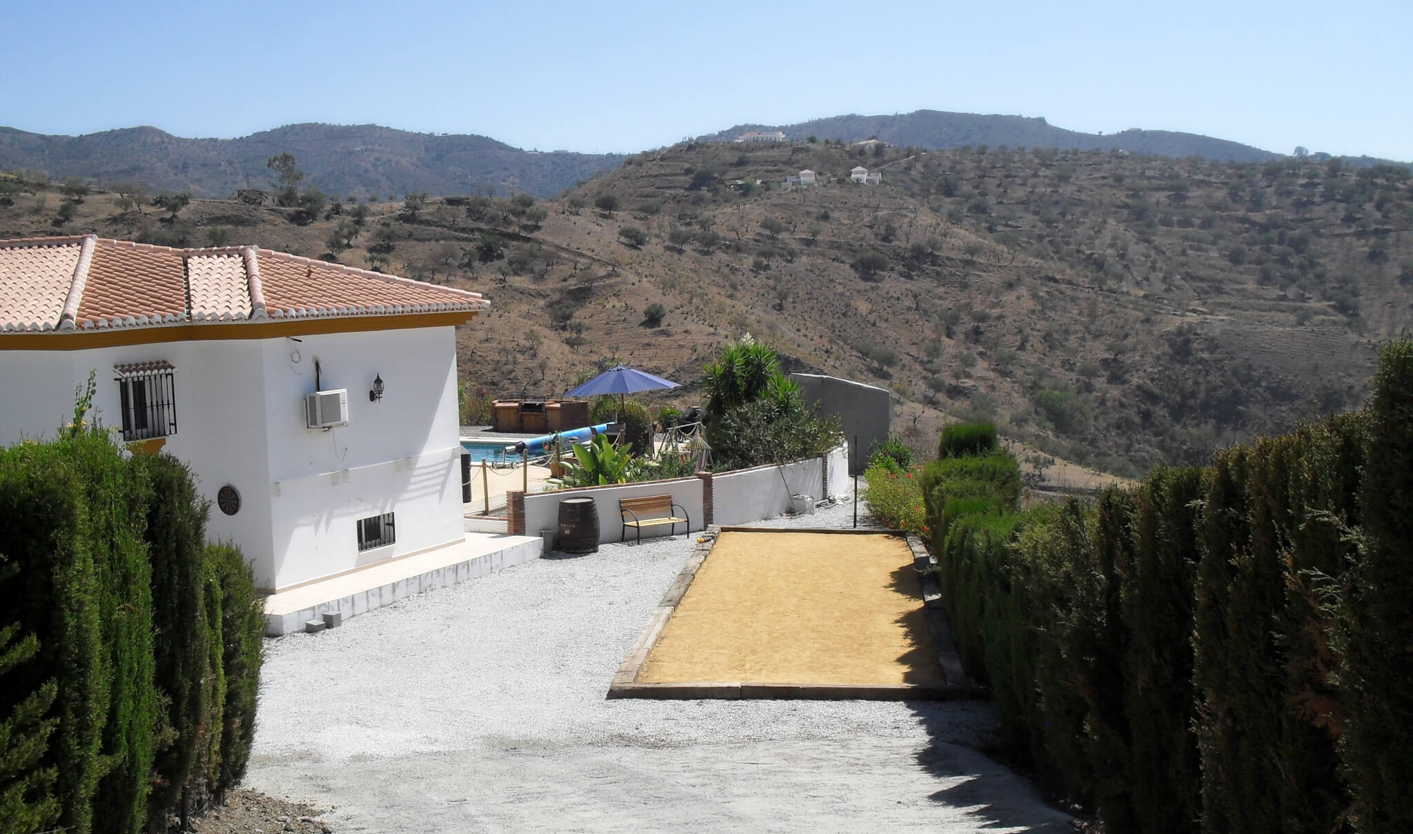 Location villa Costa del sol