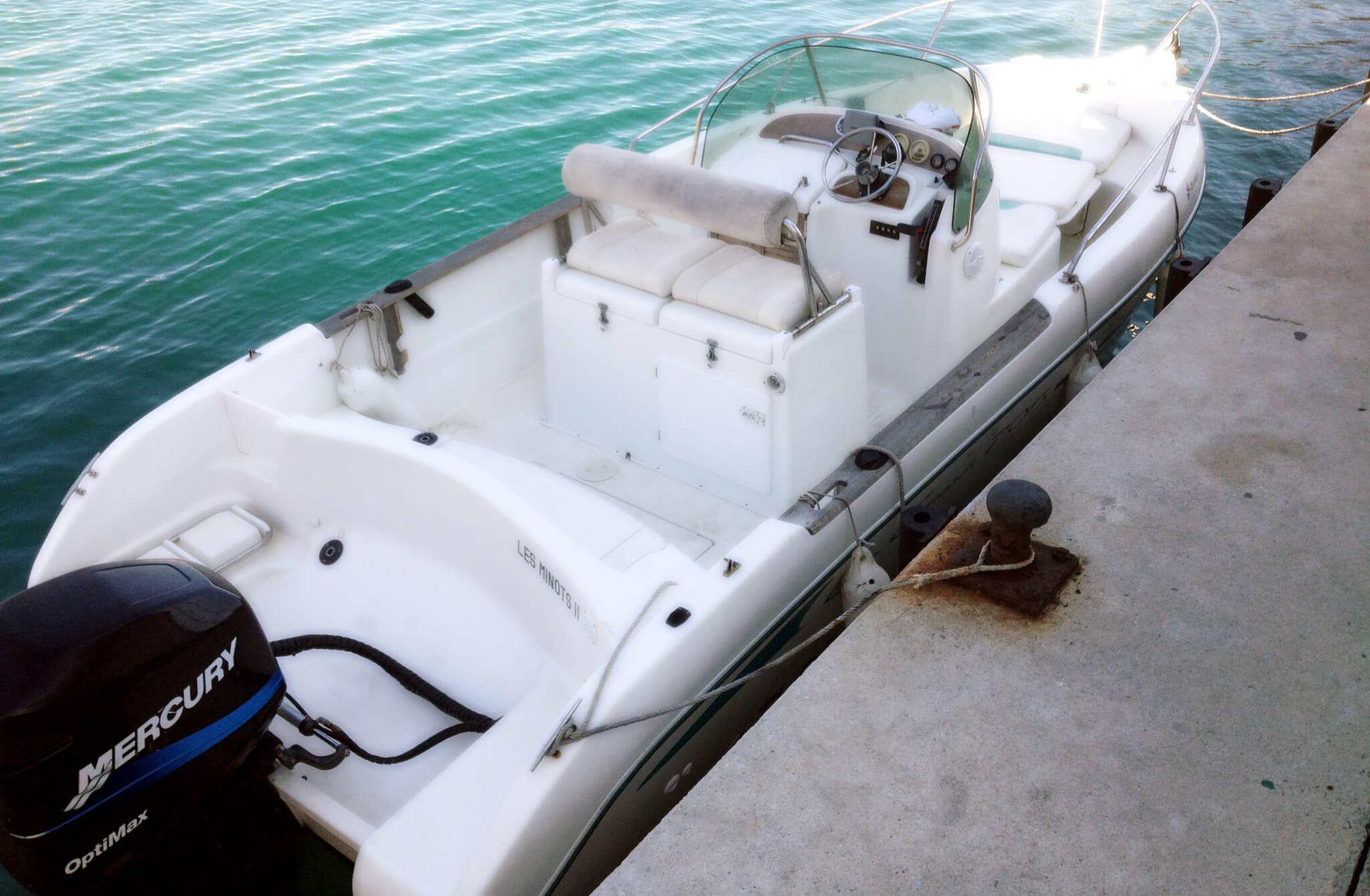 location bateau costa del sol