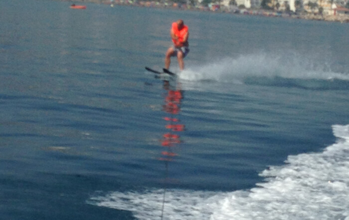 ski-nautique Espagne