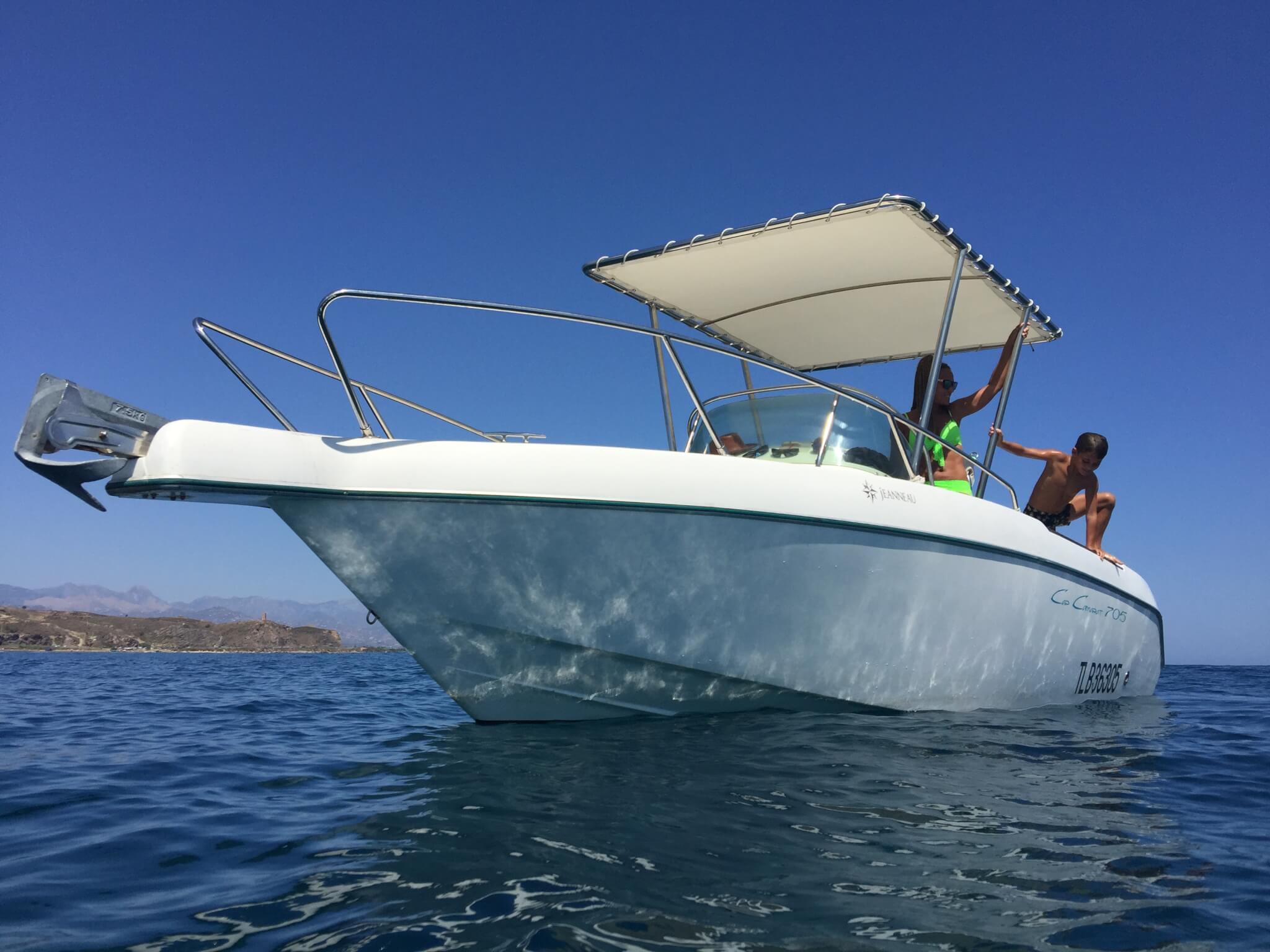 Sorties bateau & activités nautiques