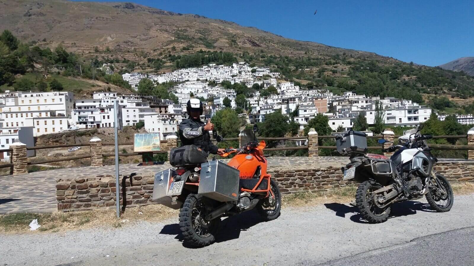 Randonnée Andalousie