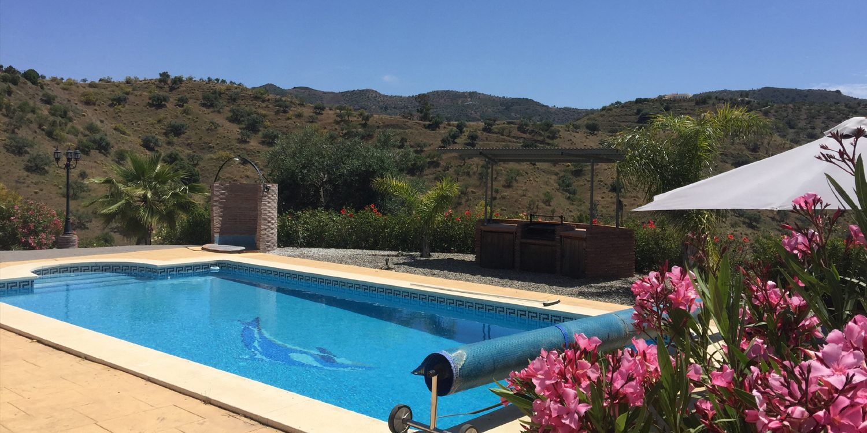Location villa avec piscine espagne maryloulocation villa - Location villa hammamet avec piscine ...