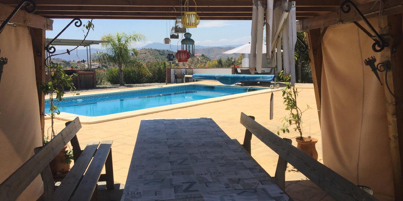 Location villa sud espagne avec piscine