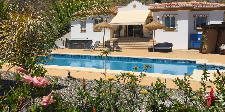 Location villa sud Espagne